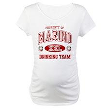 Marino Italian Drinking Team Shirt