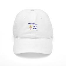 Trust Me, I'm A Pilot II Baseball Cap
