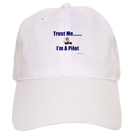 Trust Me, I'm A Pilot III Cap