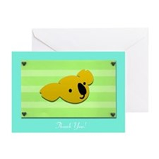 """""""Thank You"""" Greeting Cards (Pk of 10)"""