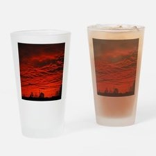 Delta Fiery Sunrise Drinking Glass