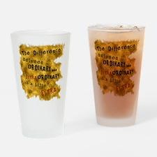 Extraordinary Drinking Glass