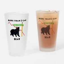 More Than I Can Bear Market Drinking Glass