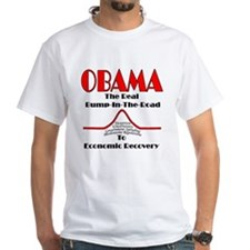 The Real Bump in the Economic Road Shirt