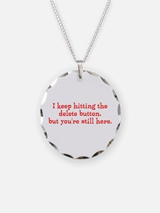 Delete you Necklace