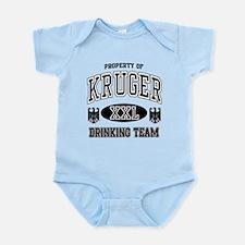 Kruger German Drinking Team Infant Bodysuit