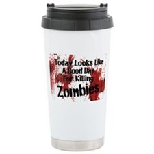 Zombie Coffee Travel Mug