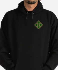 4th Infantry Division Hoodie