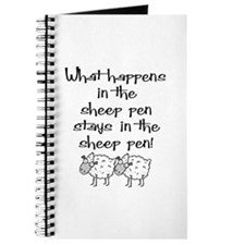 ... the sheep pen Journal