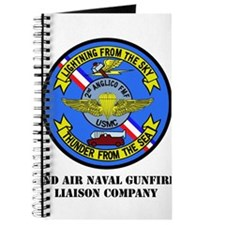2nd Air Naval Gunfire Liaison Company with Text Jo