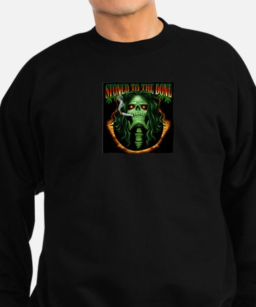 Bad To The Bone Sweatshirt (dark)