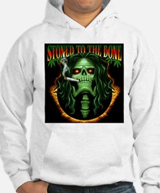 Bad To The Bone Hoodie Sweatshirt