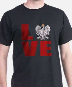 Polish Love T-Shirt