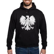 Polish White Eagle Hoodie