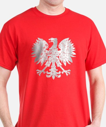 Polish White Eagle T-Shirt