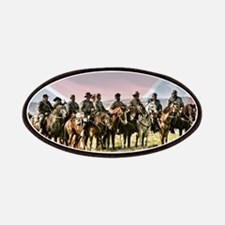 Civil War Reenactment Cavalry Patches