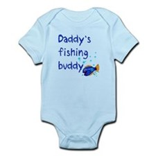 Daddy's Fishing Buddy Onesie