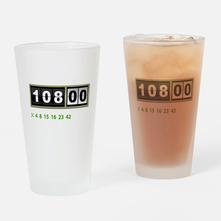 LOST Drinking Glass
