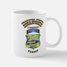 SOF - CFSOCC Mug