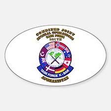 SOF - CJSOTF - South Decal