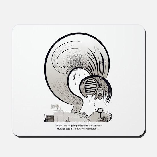 Overdose Mousepad