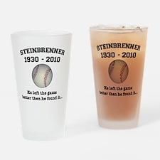 Steinbrenner Drinking Glass