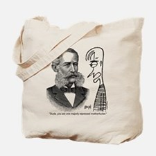 Drawing Criticism Tote Bag