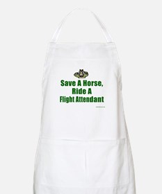 Save a Horse BBQ Apron