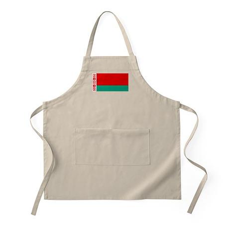 Belarus Flag BBQ Apron