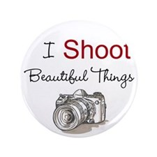 """Beautiful Things 3.5"""" Button (100 pack)"""