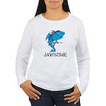 Jawsome Army Women's Long Sleeve T-Shirt