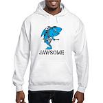 Jawsome Army Hooded Sweatshirt