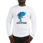Jawsome Army Long Sleeve T-Shirt