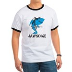 Jawsome Army Ringer T