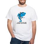 Jawsome Army White T-Shirt