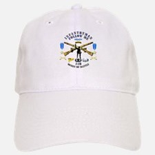 Infantry - Follow Me Baseball Baseball Cap