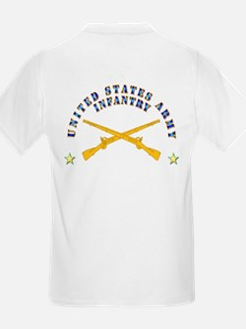 Infantry - Follow Me T-Shirt