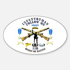 Infantry - Follow Me Decal