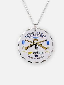 Infantry - Follow Me Necklace