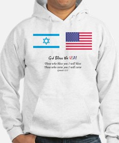 G-d Bless the USA Hoodie