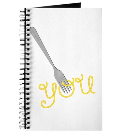 Fork You Journal