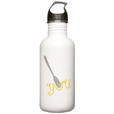 Fork You Stainless Water Bottle 1.0L