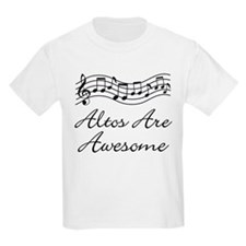 Alto Singer Gift Funny T-Shirt
