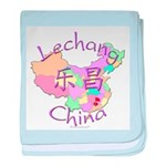 Lechang China baby blanket