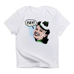 Yay! Infant T-Shirt