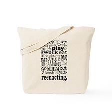 Reenactor Gift Tote Bag