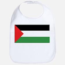 Palestine Flag Bib