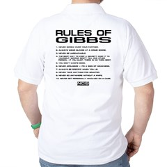 NCIS: Gibbs Rules2 T-Shirt