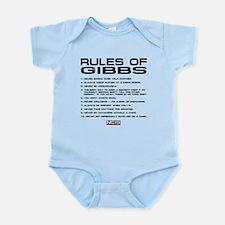 NCIS: Gibbs Rules2 Infant Bodysuit