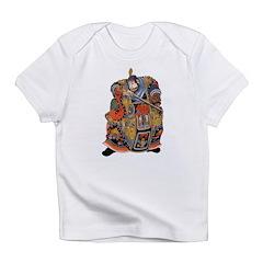 Japanese Samurai Warrior Infant T-Shirt